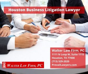 busienss litigation attorney houston